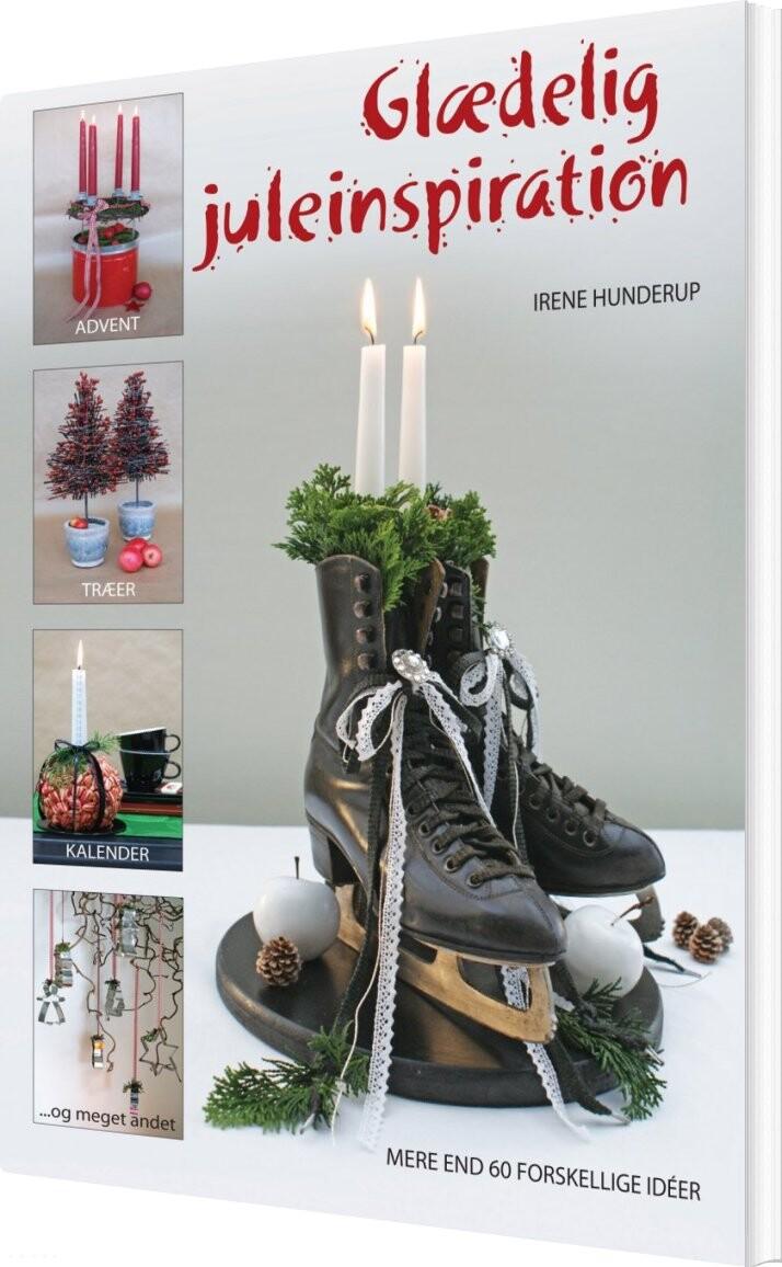 Billede af Glædelig Juleinspiration - Irene Hunderup - Bog