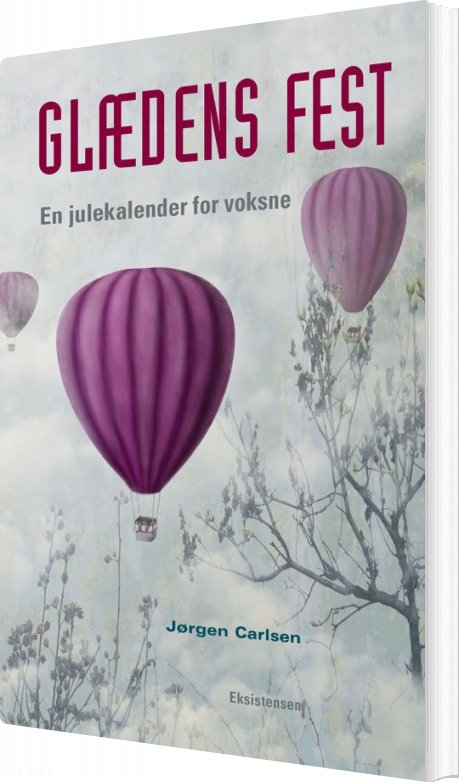 Glædens Fest - Jørgen Carlsen - Bog