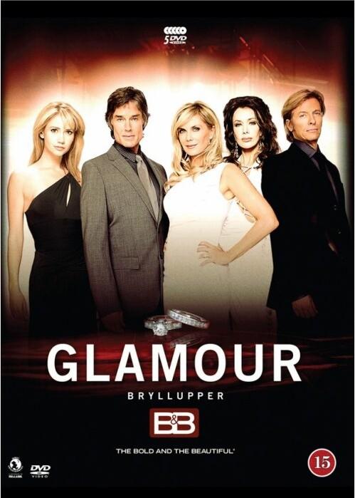 Image of   Glamour - Bryllupper - DVD - Tv-serie