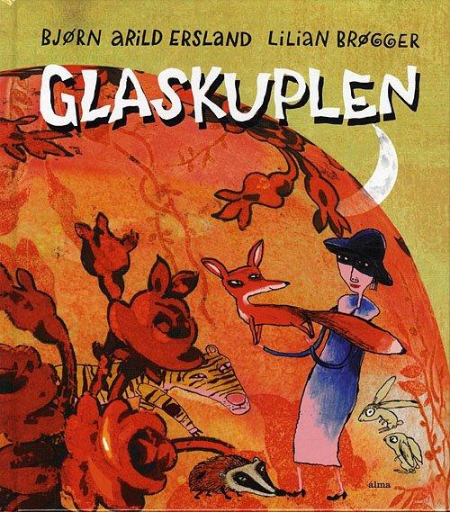 Billede af Glaskuplen - Bjørn Arild Ersland - Bog