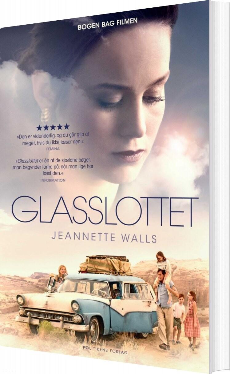 Glasslottet - Jeannette Walls - Bog