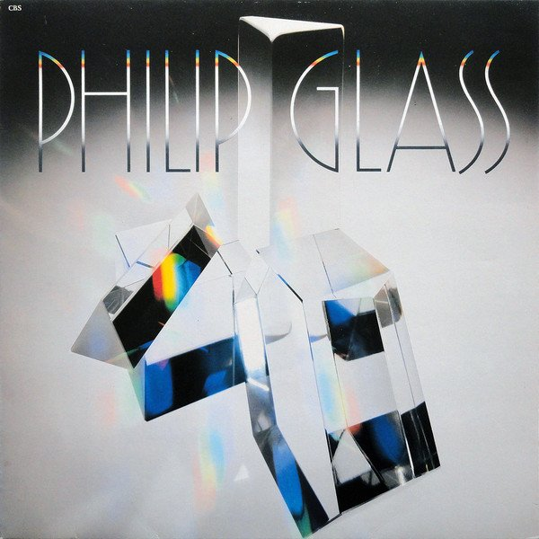 Philip Glass - Glassworks - Vinyl / LP