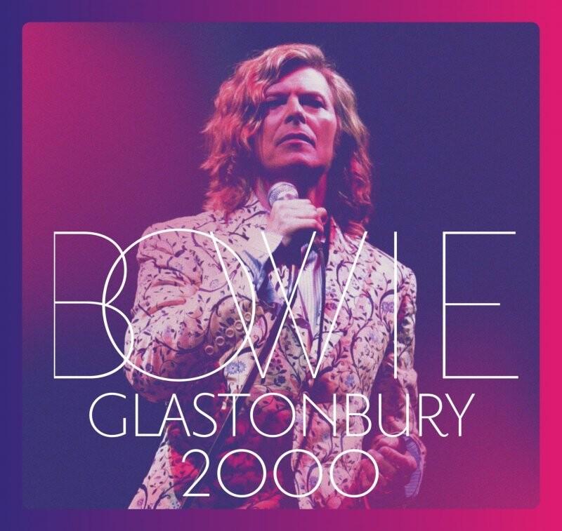 Billede af David Bowie - Glastonbury 2000 - CD