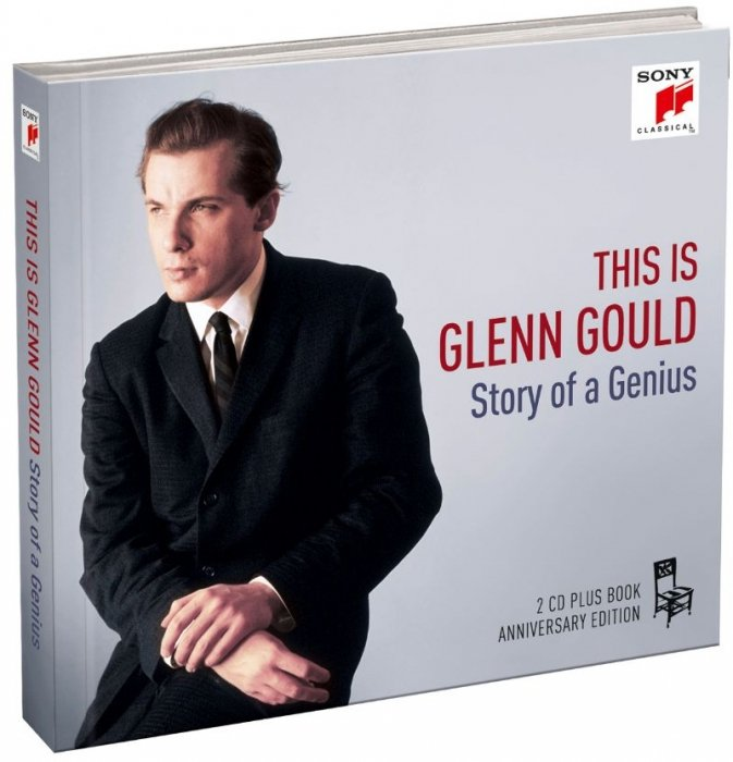 Image of   Glenn Gould - This Is Glenn Gould - Story Of A Genius - CD