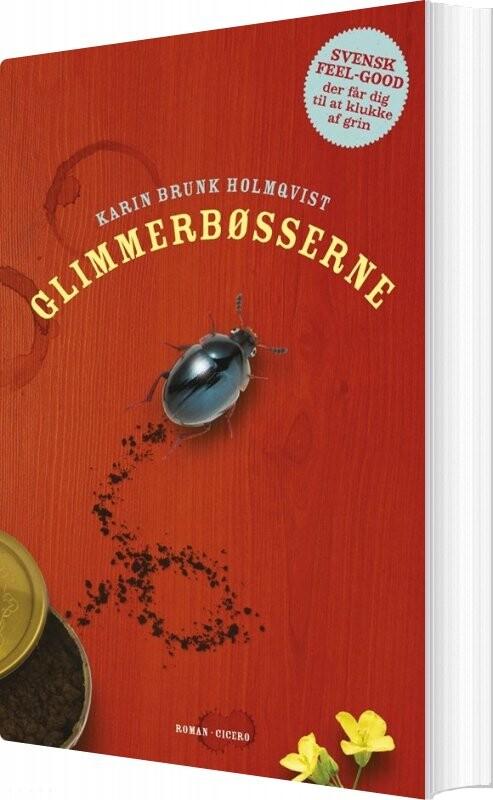 Glimmerbøsserne - Karin Brunk Holmqvist - Bog
