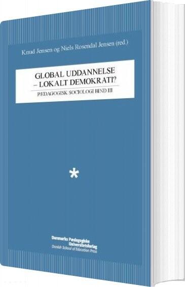 Image of   Global Uddannelse - Knud Jensen - Bog