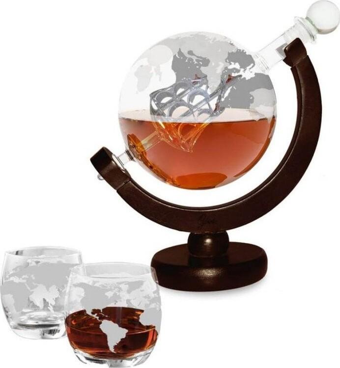 370e2a8c1040 Denne globus karaffel er perfekt til dig