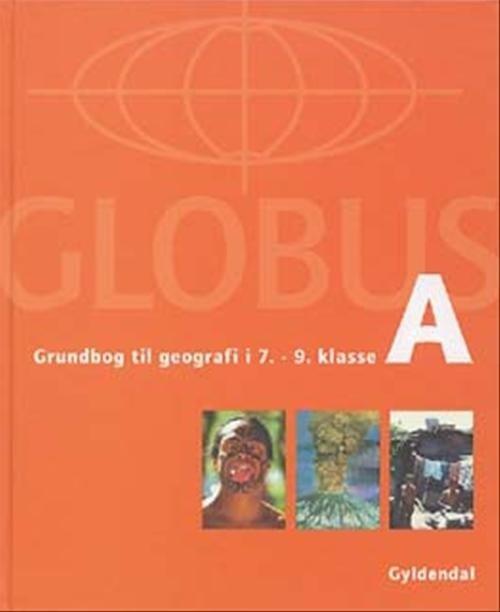 Globus A - Lene Poulsen Jensen - Bog