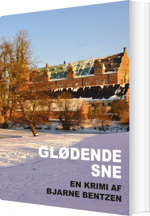Image of   Glødende Sne - Bjarne Bentzen - Bog