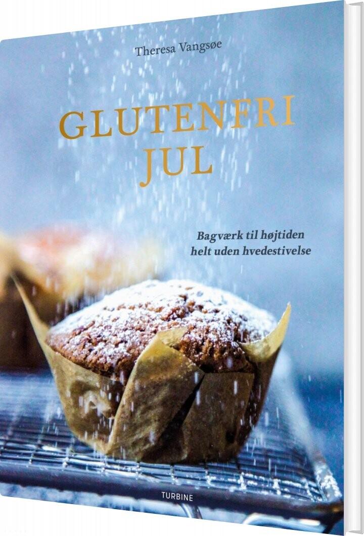 Glutenfri Jul - Theresa Vangsøe - Bog