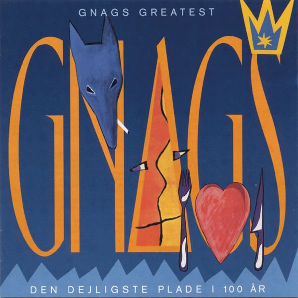 Image of   Gnags - Greatest - CD