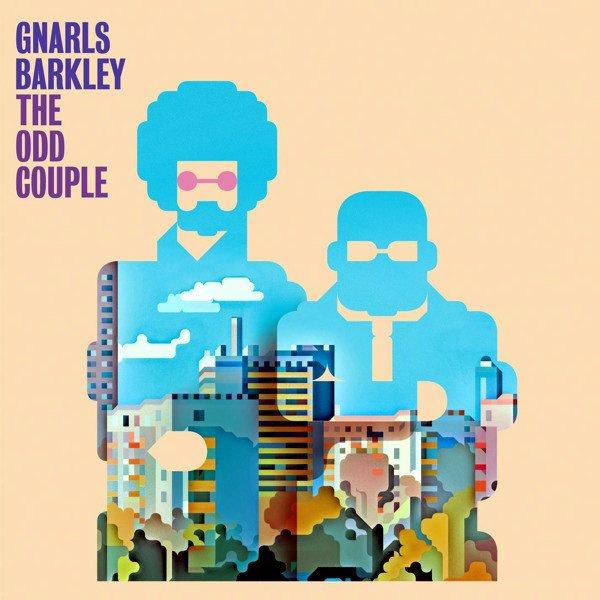 Image of   Gnarls Barkley - The Odd Couple - CD