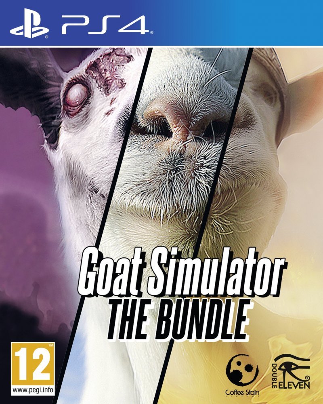 Image of   Goat Simulator - The Bundle - PS4