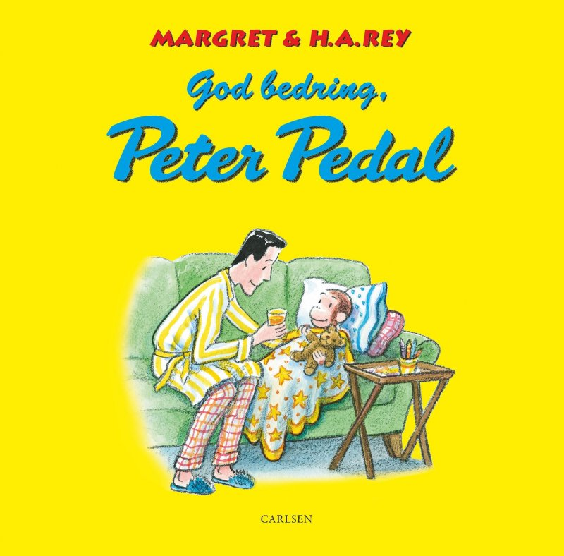 Image of   God Bedring, Peter Pedal - Margret - Bog