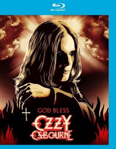 Billede af God Bless Ozzy Osbourne - Blu-Ray