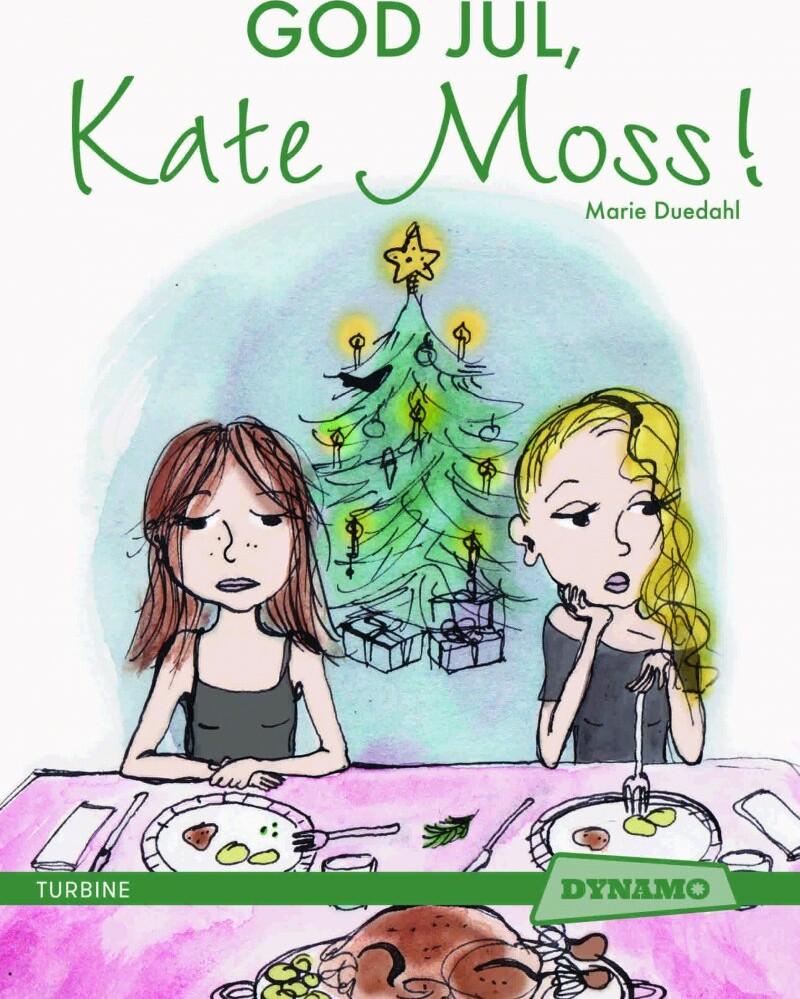 Image of   God Jul, Kate Moss! - Marie Duedahl - Bog