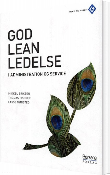 Image of   God Leanledelse I Administration Og Service - Mikkel Eriksen - Bog