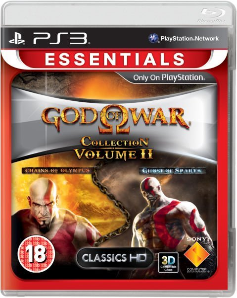 Image of   God Of War: Collection Volume Ii (2) (origins Collection) - PS3