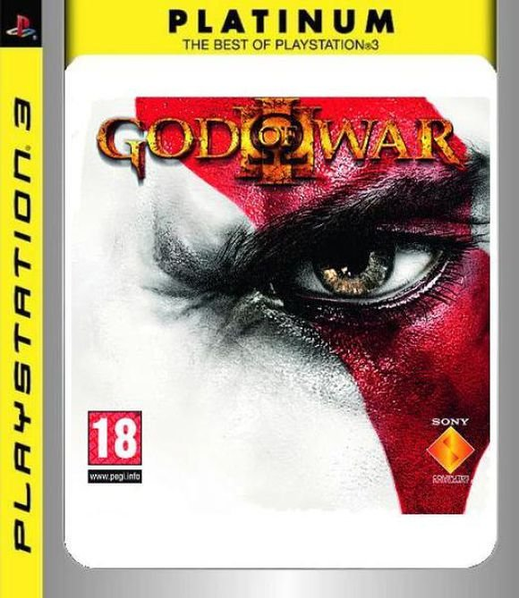 Image of   God Of War Iii (3) (platinum) - PS3