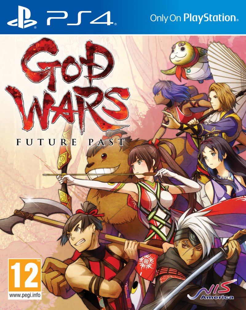 Image of   God Wars Future Past - PS4