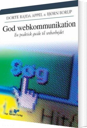 Billede af God Webkommunikation - Bjørn Borup - Bog