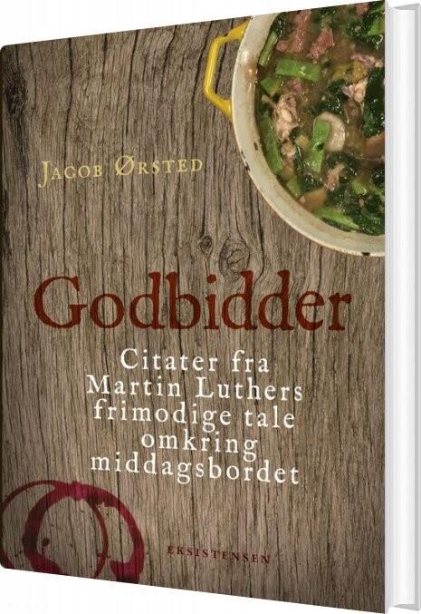 Image of   Godbidder - Jacob ørsted - Bog