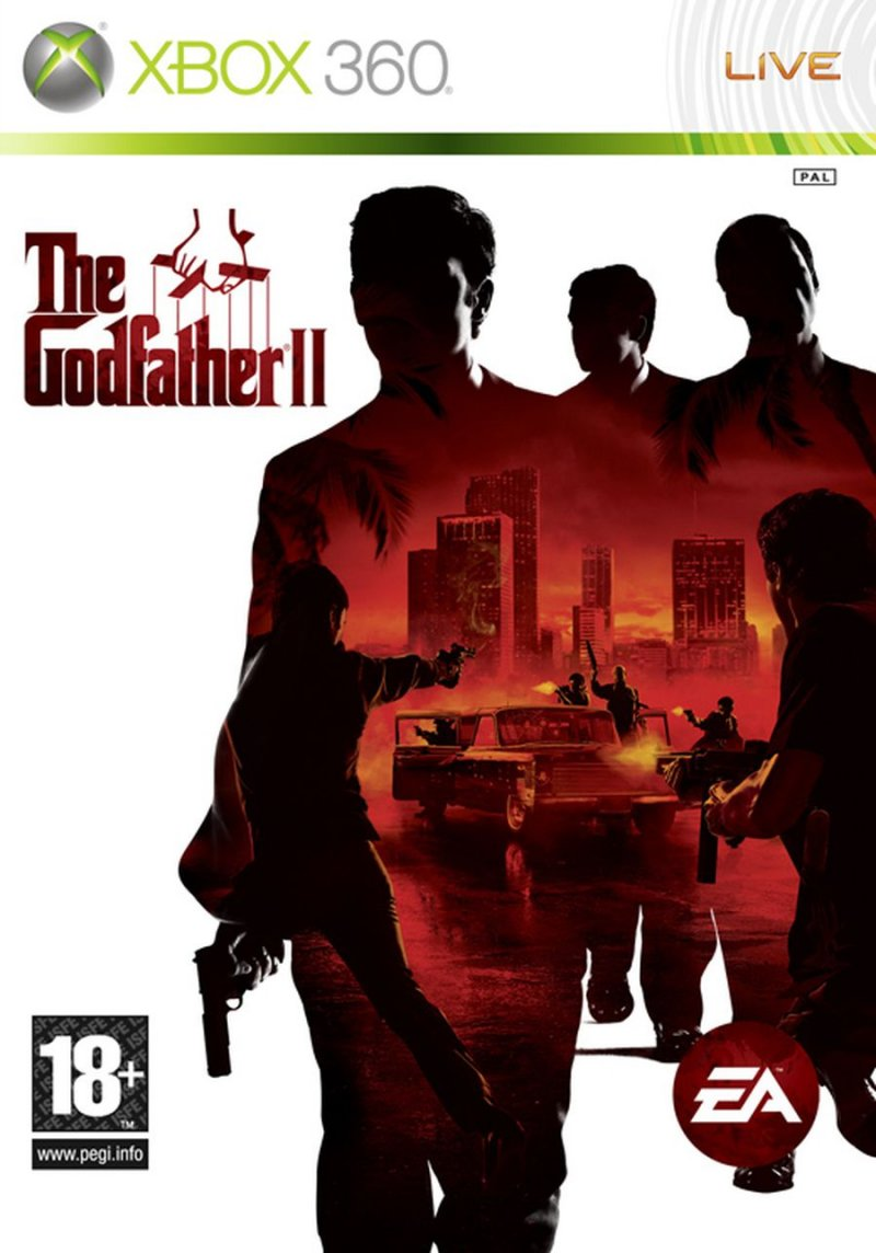 The Godfather Ii (2) - Xbox 360