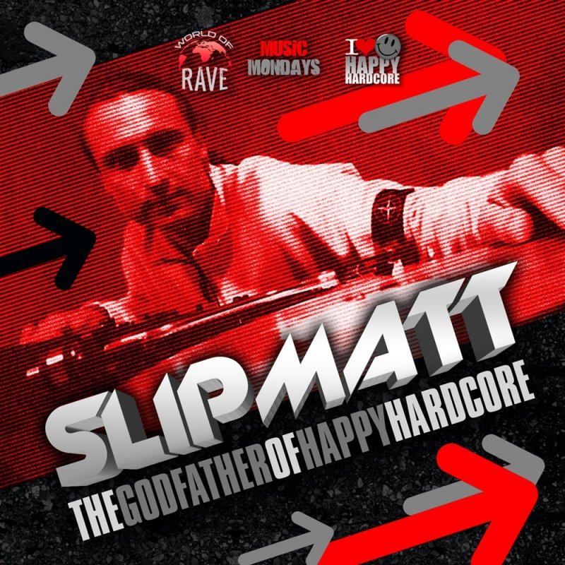 Image of   Slipmatt - Godfather Of Hardcore - CD