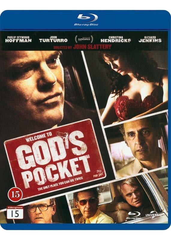 Image of   Gods Pocket - Blu-Ray