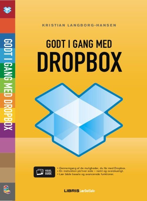 Image of   Godt I Gang Med Dropbox - Kristian Langborg-hansen - Bog