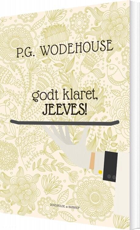 Image of   Godt Klaret, Jeeves! - Wodehouse - Bog