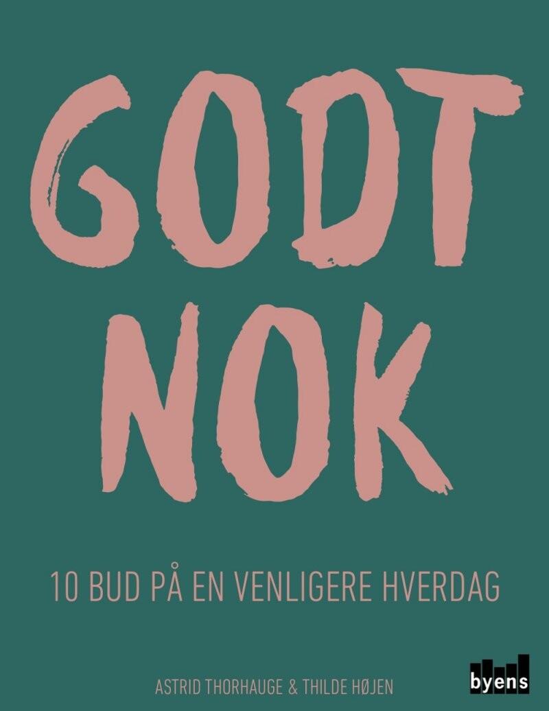 Image of   Godt Nok - Astrid Thorhauge - Bog