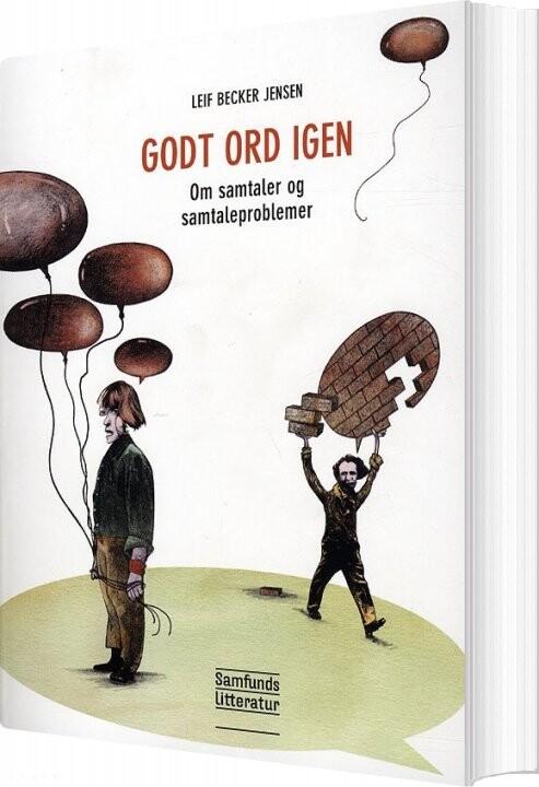 Image of   Godt Ord Igen - Leif Becker Jensen - Bog