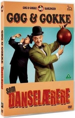 Billede af Laurel And Hardy - The Dancing Masters / Gøg Og Gokke Som Danselærere - DVD - Film
