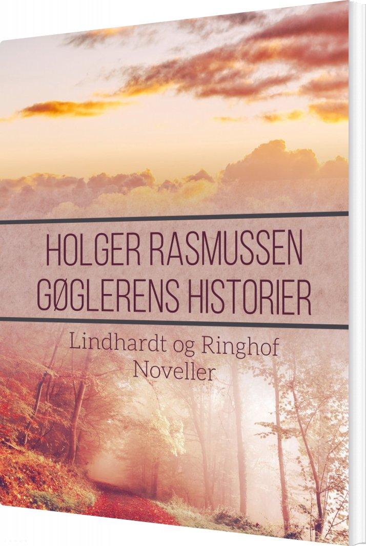 Gøglerens Historier - Holger Rasmussen - Bog