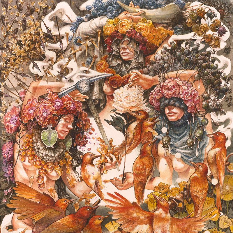 Image of   Baroness - Gold & Grey - CD