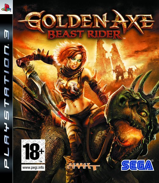 Image of   Golden Axe: Beast Rider - PS3