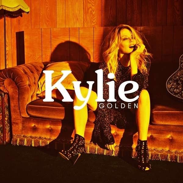 Image of   Kylie Minogue - Golden - Deluxe Edition - CD