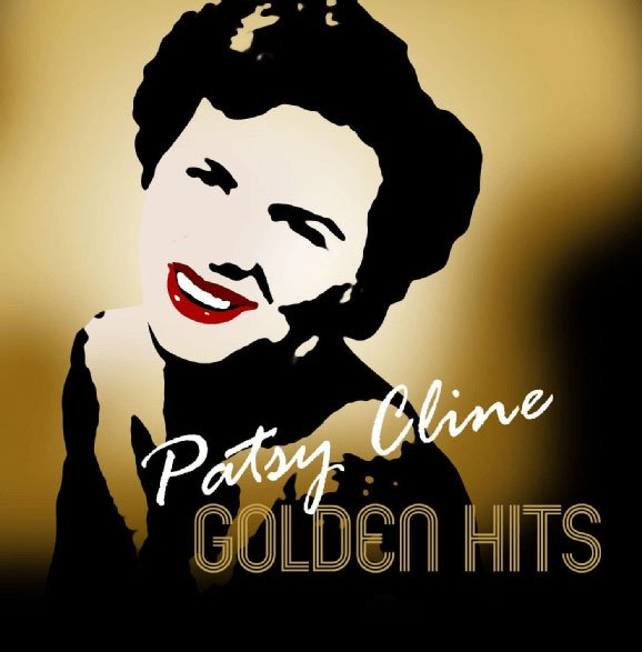 Image of   Patsy Cline - Golden Hits - CD