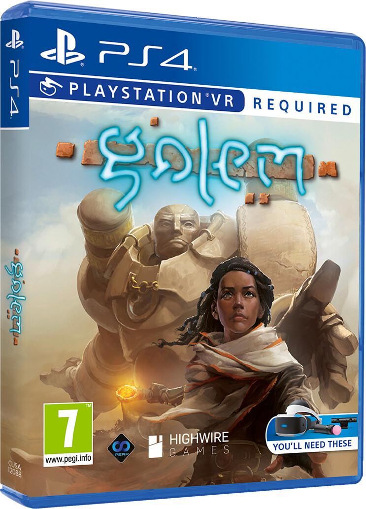 Image of   Golem - Psvr - PS4