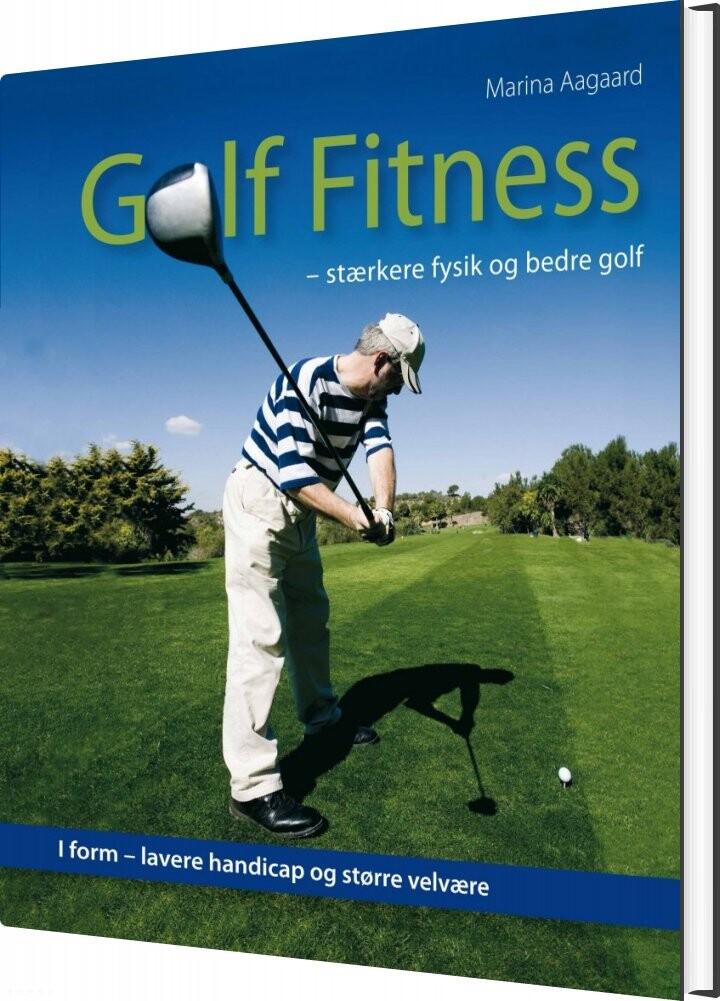 Billede af Golf Fitness - Marina Aagaard - Bog