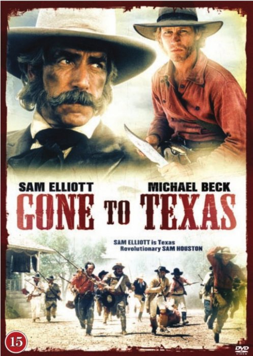 Gone To Texas - DVD - Film