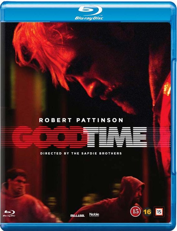 Image of   Good Time - Blu-Ray