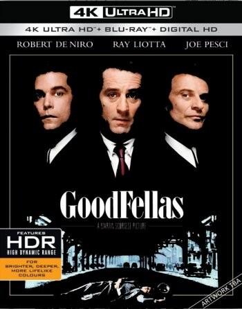 Image of   Goodfellas - 4K Blu-Ray