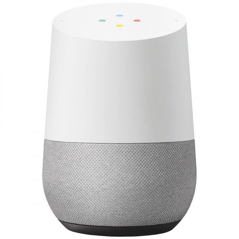 Image of   Google Home - Dansk Assistant Højttaler - Nordisk - Hvid