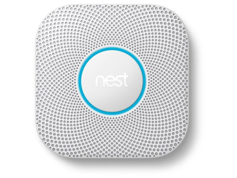 Image of   Google Nest Protect - Smart Kulilte- Og Røgalarm - Se/fi