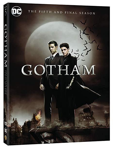Image of   Gotham - Sæson 5 - DVD - Tv-serie