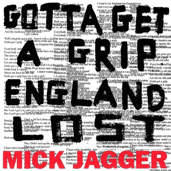 Mick Jagger - Gotta Get A Grip / England Lost - CD