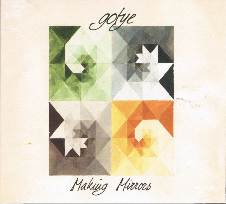 Image of   Gotye - Making Mirrors - CD