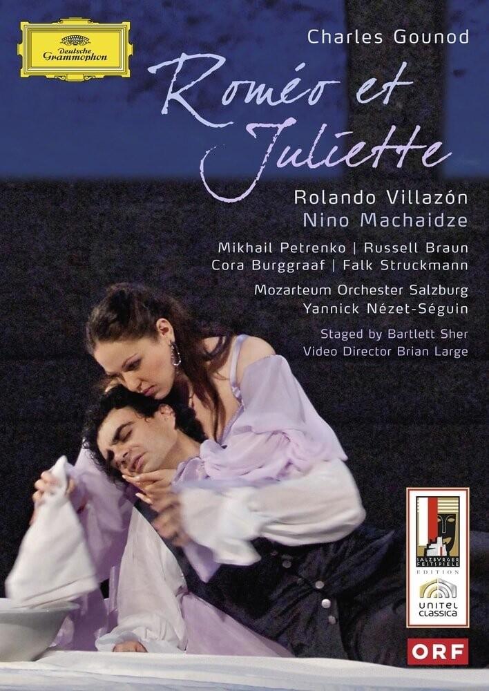 Billede af Gounod: Romeo Et Juliette - DVD - Film
